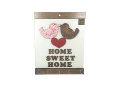 PORTA -CHAVES HOME SWEET HOME CASAL