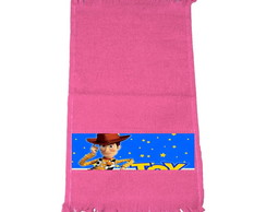 Kit 30 Toalhinhas Rosa Toy Story
