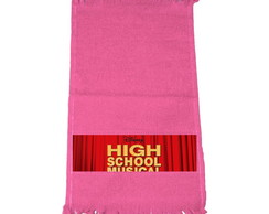 Kit 30 Toalhinhas Rosa High School Musical