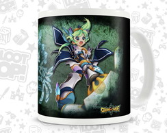 Caneca Gamer Grand Chase Holy LO003