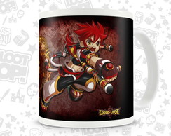 Caneca Gamer Grand Chase Jin LO019