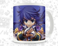 Caneca Gamer Grand Chase Ronan LO030