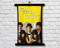 1Pergaminho Séries - How I met your Mother 1