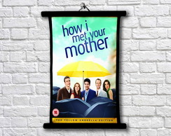 1Pergaminho Séries - How I met your Mother 2