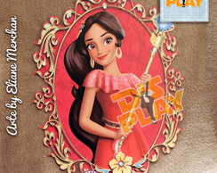 Placa Elena de Avalor