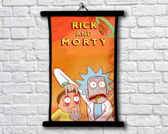 1Pergaminho Rick and Morty - Modelo 1