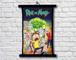 1Pergaminho Rick and Morty - Modelo 6