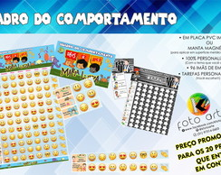 Quadro do Incentivo / comportamento