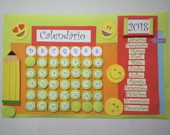 Emoji Del Calendario.Calendario Emojis No Elo7 Marcelina Criativa B7e1bd