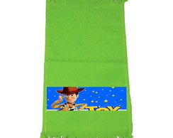 Kit 30 Toalhinhas Verde Toy Story