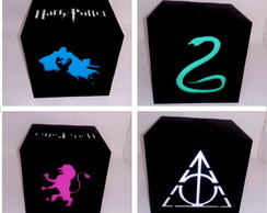 Luminaria Harry Potter , Abajur, Cubo,