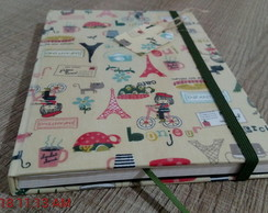 Caderno para bullet journal - Paris