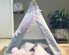 Kit Tenda DUO Floral