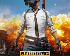 Poster PUBG Playerunknowns Battlegrounds LO001 90x60 cm
