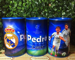 Cofrinho Real Madrid champions league