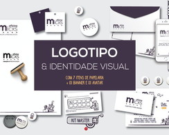 Kit MASTER - IDENTIDADE VISUAL