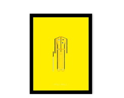 Quadro Decorativo – Kill Bill - By Urban Arts