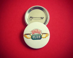 Button: Central Perk