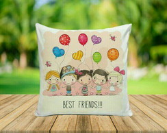 Almofada Best friends 18x18