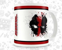 Caneca Marvel Deadpool LO007