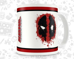 Caneca Marvel Deadpool LO009