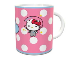 Caneca Hello Kitty Astronauta