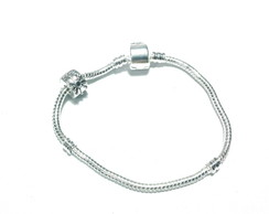 Pulseira Plus Size Inspired Pandora 21 cm e Trava