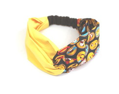 Turbante/headband Duplo