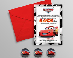 Kit Festinha Cars