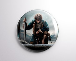 Bottons O Hobbit - Button Boton