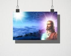 Poster A3 Jesus
