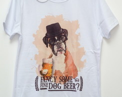 Camiseta BOXER DOG BEER