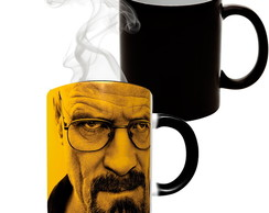 Caneca Mágica Breaking Bad
