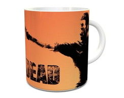 Caneca The Walking Dead Rick Série