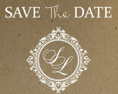 Save the Date para 15 anos