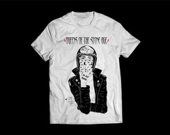 Camiseta Masculina Queens Of The Stone Age QOTSA
