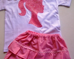 Conjunto da Barbie
