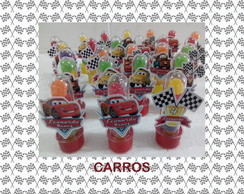 Mini Tubetes 3D Carros