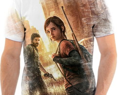 Camisa Camiseta Personalizada Jogo The Last Of Us ps3 ps4 2