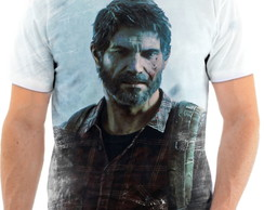 Camisa Camiseta Personalizada Jogo The Last Of Us ps3 ps4 3