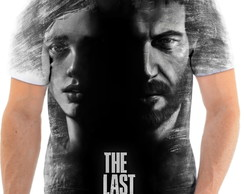 Camisa Camiseta Personalizada Jogo The Last Of Us ps3 ps4 5