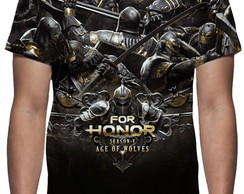 Camiseta Game For Honor Season V Age of Wolves