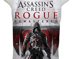 Camiseta Game Assassins Creed Rogue Remaster - Regata