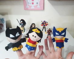 Dedoches Marvel e DC