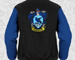 Jaqueta Harry Potter Corvinal (Azul) Moletom College