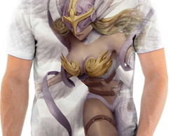 Camisa Camiseta Personaliza Anime Digimon Angeewomon 1
