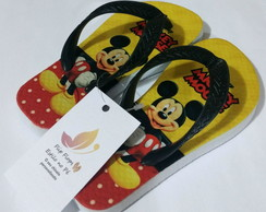 Chinelo Infantil Mickey Mouse I