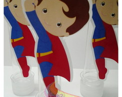 Tubete Personalizado - Superman Cute
