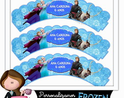 Wrappers para cupcake frozen
