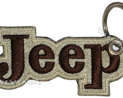 Chaveiro Patch - Jeep AD30094